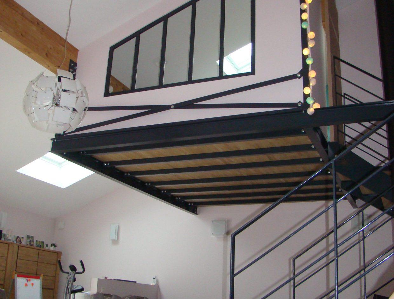 Un-autre-espace-Rénovation-Maison-Mezzanine sur salon-Après-Saint-Genest-Malifaux